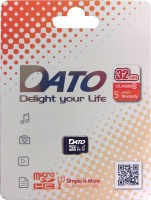 Флеш карта microSDHC 32Gb Class10 Dato DTTF032GUIC10 w/o adapter