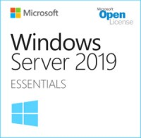 Операционная система Microsoft Windows Svr Essentials 2019 64 bit Eng DVD BOX (G3S-01184)