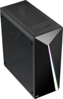 Корпус Aerocool Shard A-BK-v черный без БП ATX 7x120mm 2xUSB2.0 1xUSB3.0 audio bott PSU