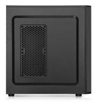 Корпус Accord JP-II черный без БП ATX 6x120mm 2xUSB2.0 1xUSB3.0 audio