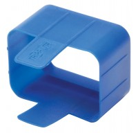Разъем Tripplite PLC19BL Plug-Lock Inserts (C20 power cord to C19 outlet) Blue 100pack