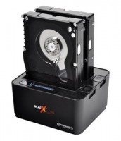 Док-станция для HDD Thermaltake BlacX Duet 5G ST0022E SATA пластик черный 2