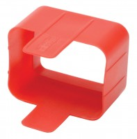 Разъем Tripplite PLC19RD Plug-Lock Inserts (C20 power cord to C19 outlet) Red 100pack