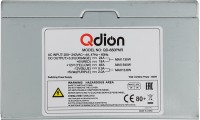Блок питания Qdion ATX 650W Q-DION QD650-PNR 80+ 80+ (24+4+4pin) APFC 120mm fan 5xSATA