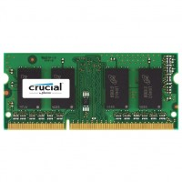 Память DDR3L 2Gb 1600MHz Crucial CT25664BF160B RTL PC3-12800 CL11 SO-DIMM 204-pin 1.35В