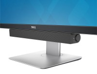 Колонки Dell (520-AANY) USB Soundbar для дисплеев PXX19 и UXX19 с тонкой рамкой