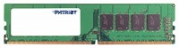Память DDR4 4Gb 2133MHz Patriot PSD44G213381 RTL PC4-17000 CL15 DIMM 288-pin 1.2В