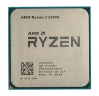 Процессор AMD Ryzen 3 2200G AM4 (YD2200C5FBBOX) (3.5GHz/Radeon Vega) Box