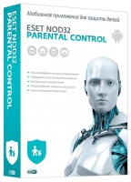 Программное Обеспечение Eset NOD32 Parental Control для всей семьи 1Y (NOD32-EPC-NS(BOX)-1-1)